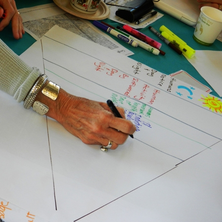 "Park Day School teachers take on the small task of redesigning ""time."""