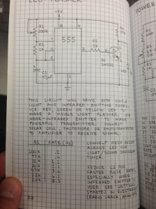 My field guide: Timer, Op Amp & Optoeloctronic Circuits & Projects by Forrest M. Mims III.